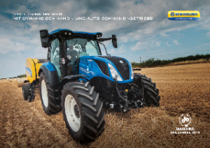 New Holland T5.